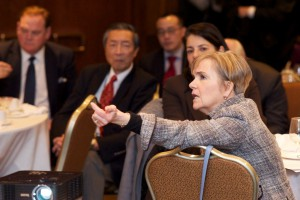 "CCBC Luncheon: ""China Cracks Down on Corruption"" by Bing Ho and Ken Jull - Feb 04 2014"