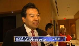 Ambassador LOU Zhaohui