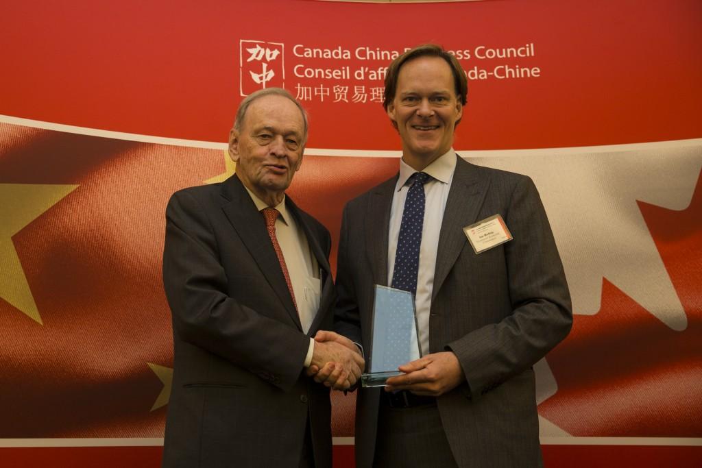 Award 14VEC Ian McKay (VEC)